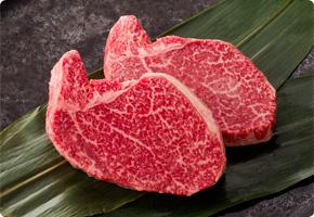 神戸牛シャトーブリアンステーキ