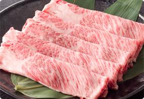 神戸牛肩ロースすき焼き