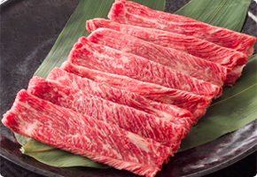 神戸牛ランプすき焼き